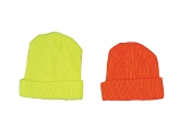 KNITTED CAP - HIGH VISIBILITY