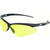 NEMESIS AMBER SAFETY GLASSES