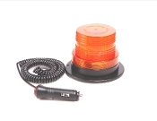 SMBX LED BEACON - MAGNETIC MOUNT - AMBER