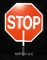 STOP-SIGN - HAND HELD-LIGHTWEIGHT